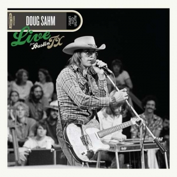 Doug Sahm - Live From Austin TX 2-LP new