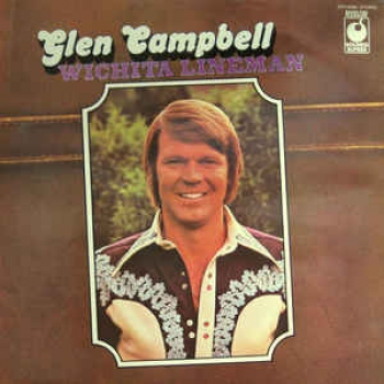 Glen Campbell - Wichita Lineman LP used