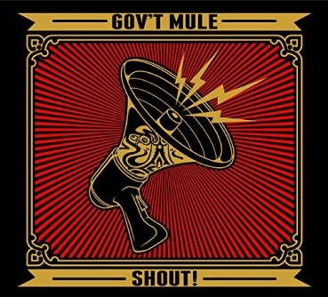 Gov't Mule - Shout! 4-LP Box +DLC (Col.) new