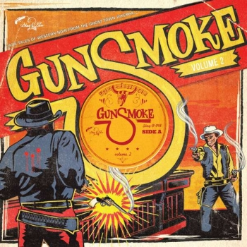 "Gunsmoke - Vol. 2 10"" new"