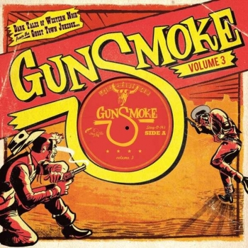 "Gunsmoke - Vol. 3 10"" new"