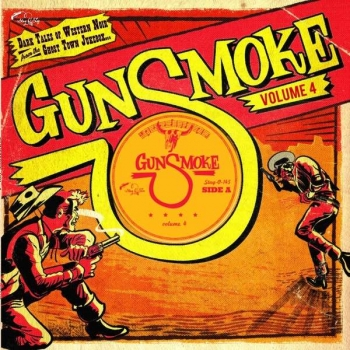 "Gunsmoke - Vol. 4 10"" new"