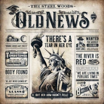 Steel Woods - Old News 2-LP+DLC new