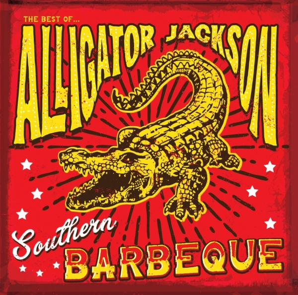 Alligator Jackson - Southern Barbeque/The Best Of LP (col.)